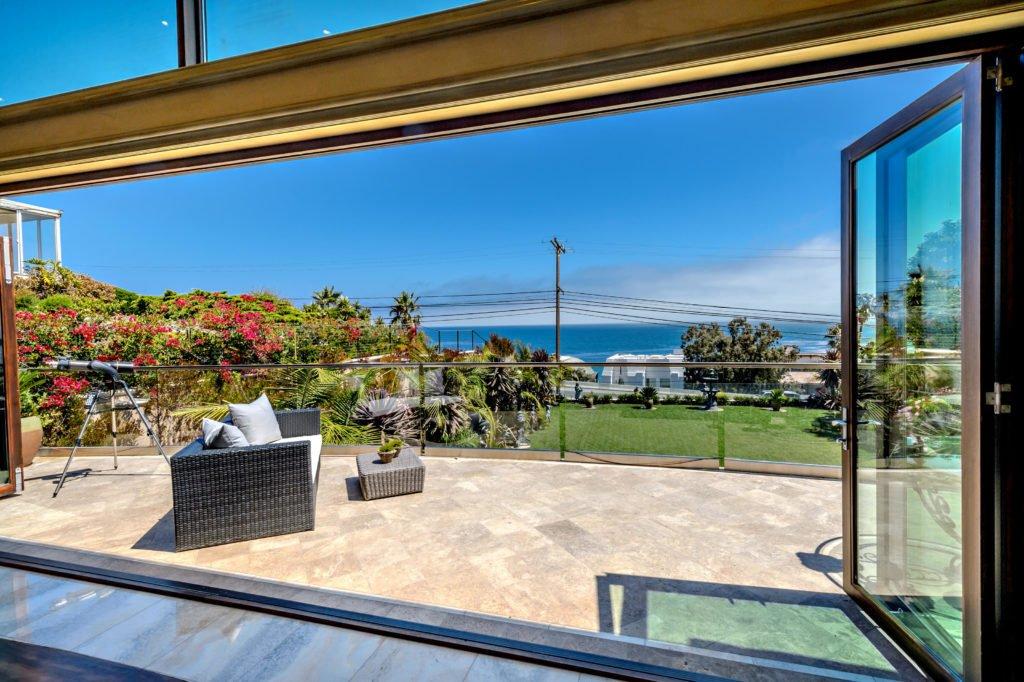 27154 Sea Vista Drive Malibu balcony 1