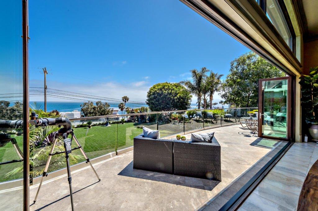 27154 Sea Vista Drive Malibu balcony