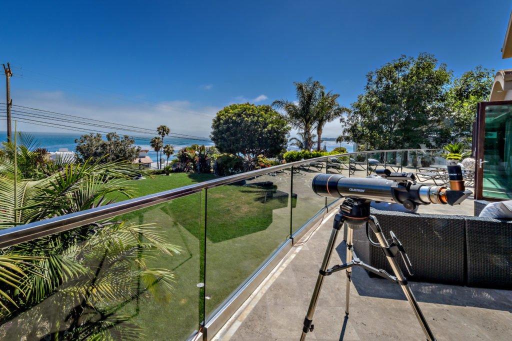 27154 Sea Vista Drive Malibu exterior balcony